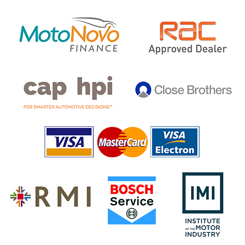 We work with the following Partners